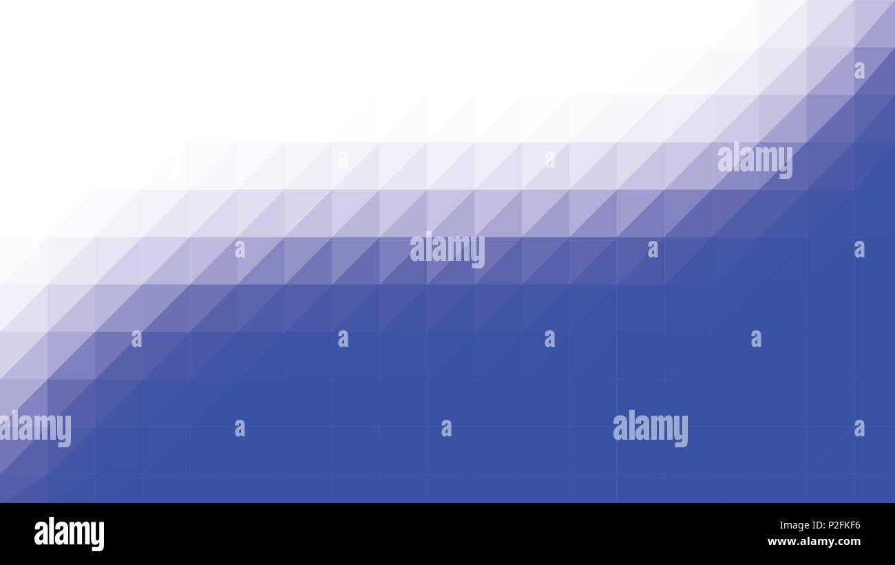 Blu E Bianco A Bassa Poli Vettore Gradiente Texture Colorata