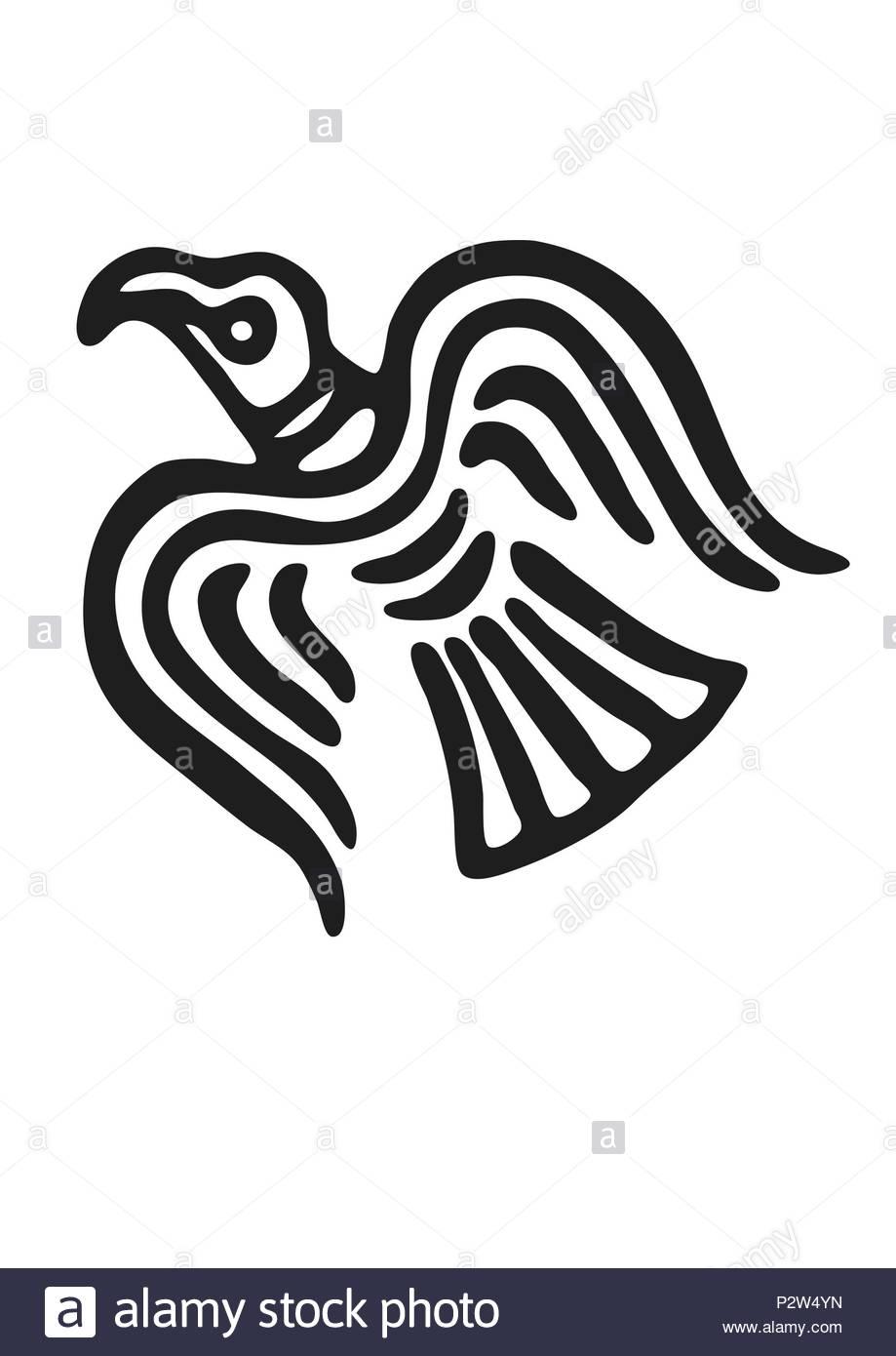 Viking Bandiera Motif Foto Immagine Stock 208306441 Alamy