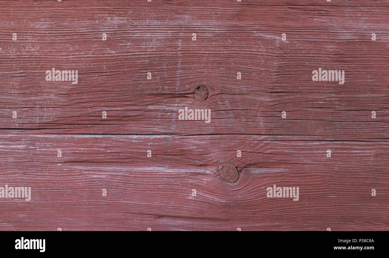 Close-up di un vecchio sbiadito e pannello di legno muro dipinto in rosso sfondo  texture 1b2cc7cf6946