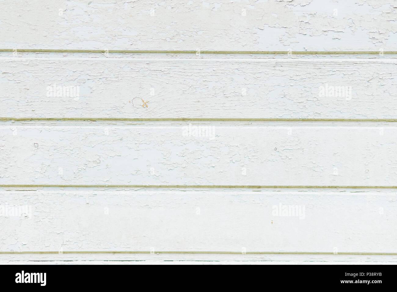 Pareti In Legno Shabby : Vintage weathered shabby verniciato bianco texture di legno come