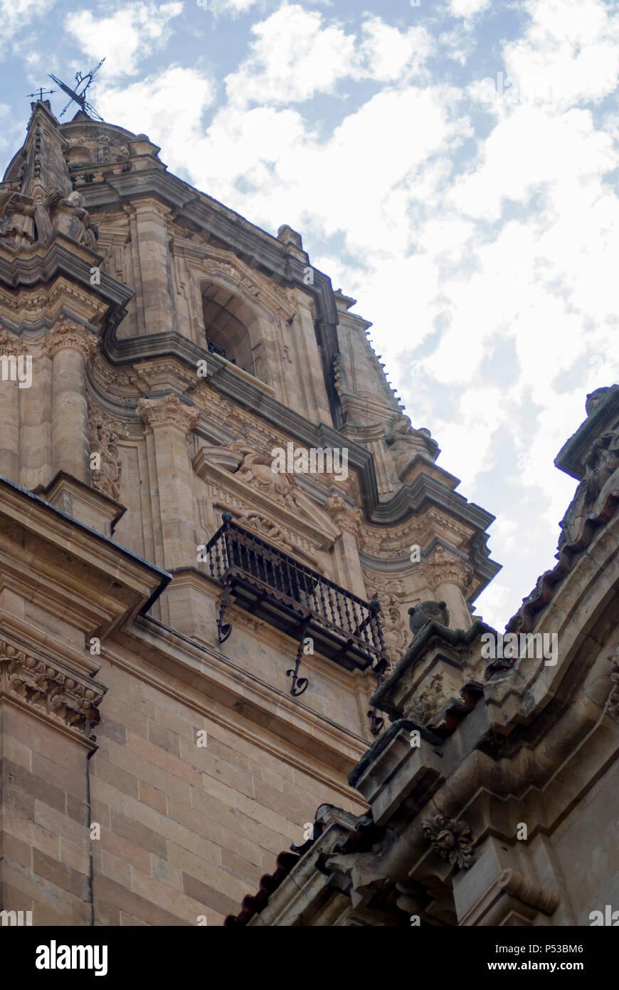 Imagenes tomadas de la Ciudad de Salamanca. Immagini Stock