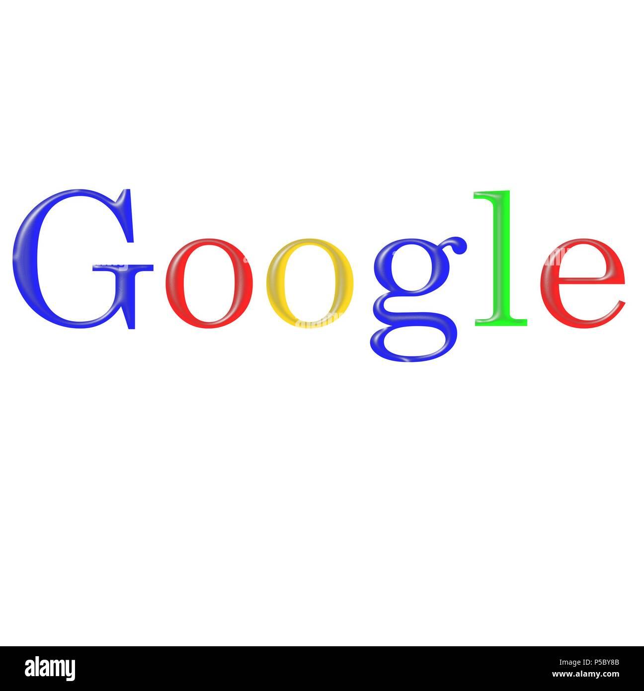 Ricerca google sfondo nero