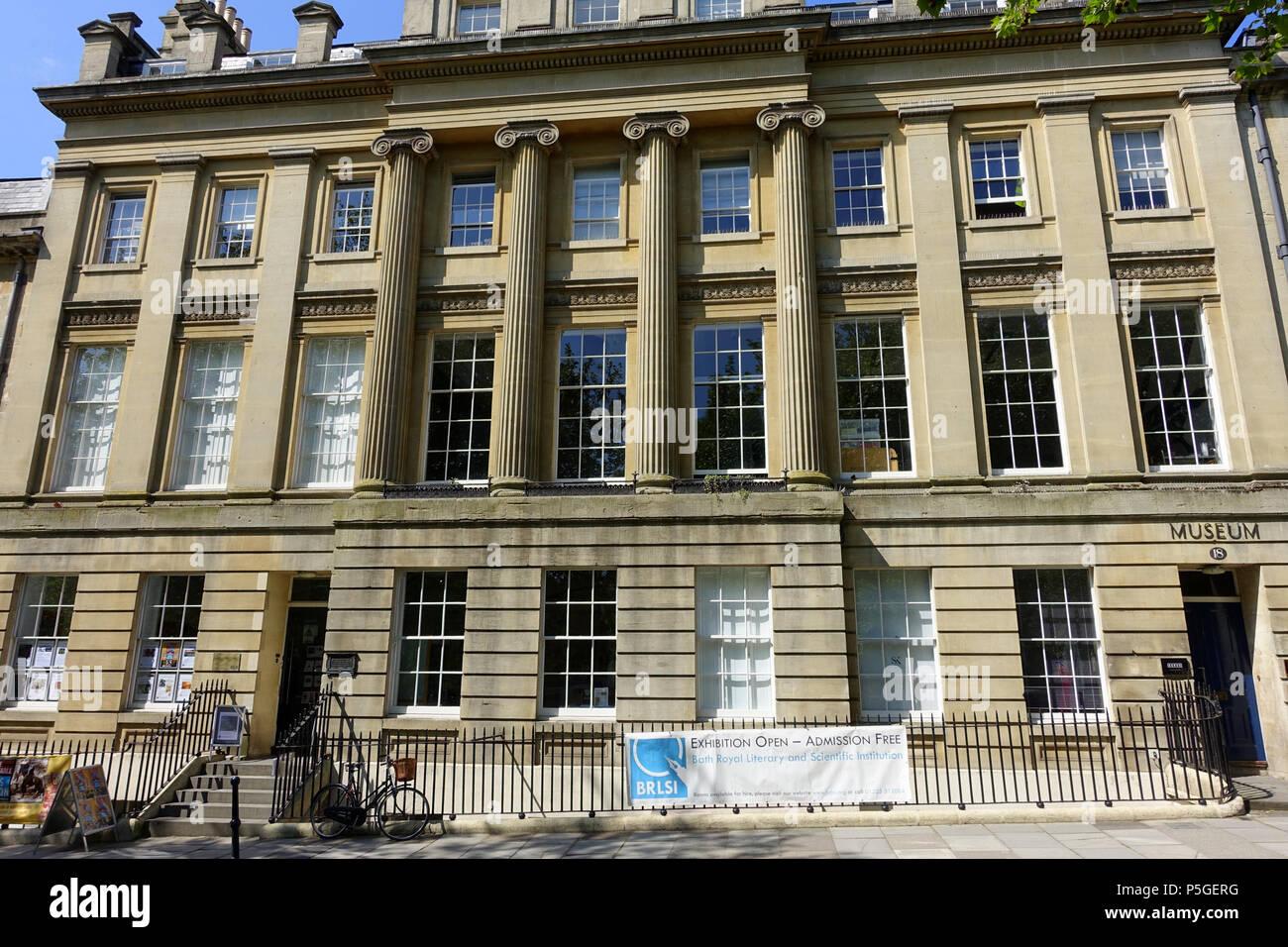 Bath Vasca Da Bagno In Inglese : Bath institution immagini & bath institution fotos stock alamy
