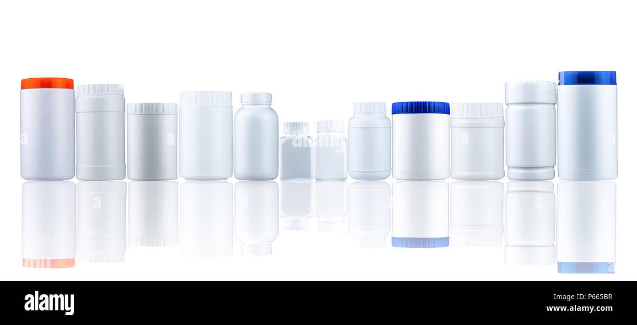 prezzo più economico autorizzazione design di qualità Farmaco in plastica contenitore per bottiglia con tappo di ...