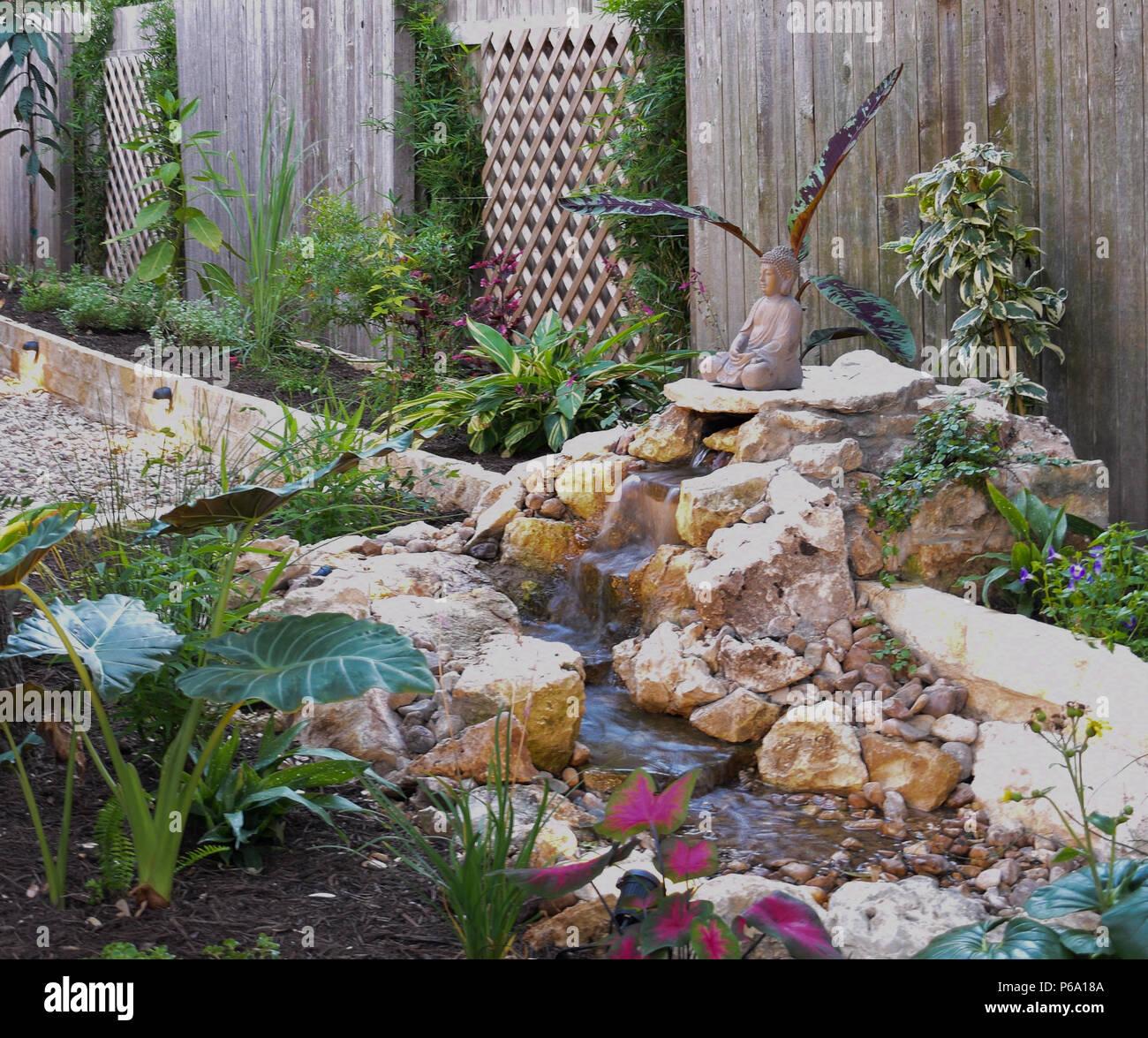 Fai Da Te Giardino Zen un fai-da-te scomparendo fontana e giardino zen prevede un