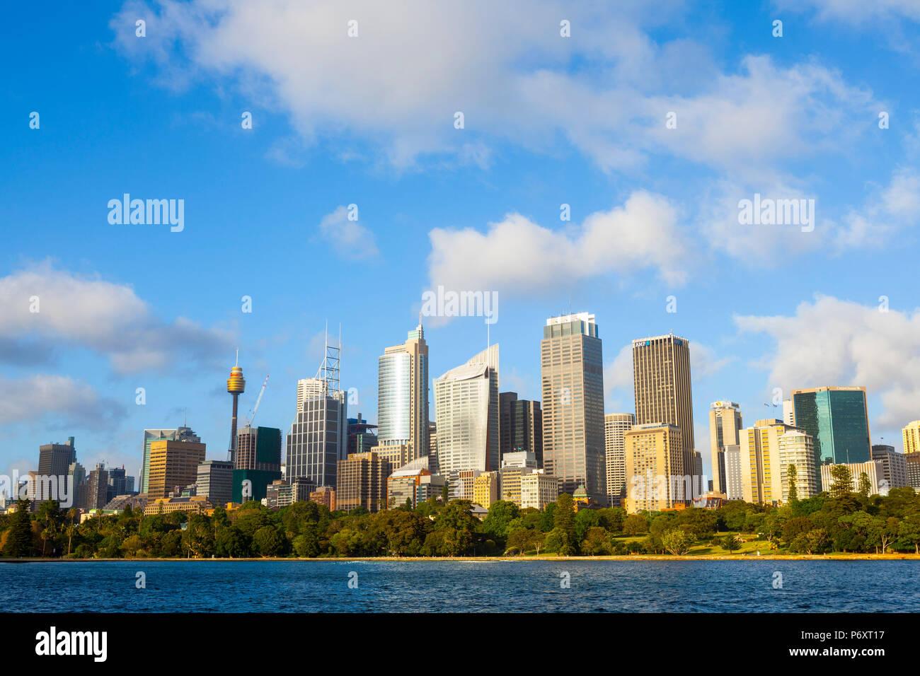 Darling Harbour, Sydney, Nuovo Galles del Sud, Australia Immagini Stock