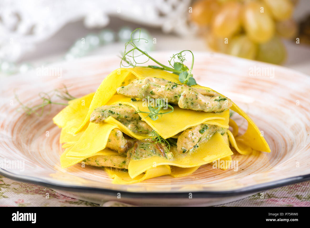 Ricette Di Cucina Italiana La Pasta Tradizionale Maltagliati Con