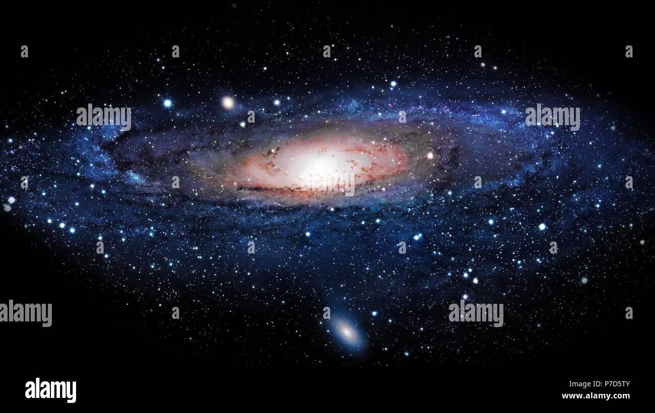 Spazio galassia universale sfondi texture foto immagine for Sfondi spazio