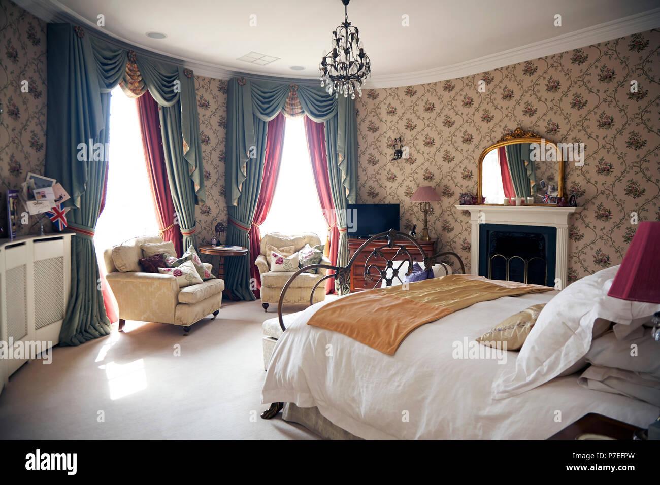 Tende Stanza Da Letto Classica tende di lusso per le finestre immagini & tende di lusso per