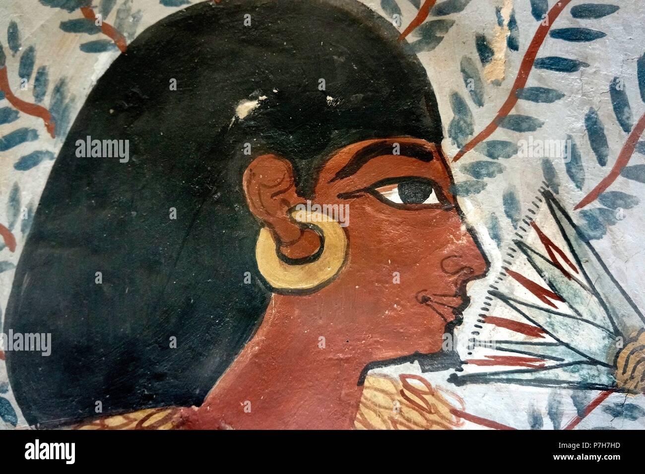 Sennefer Egyptian Immagini E Fotos Stock Alamy