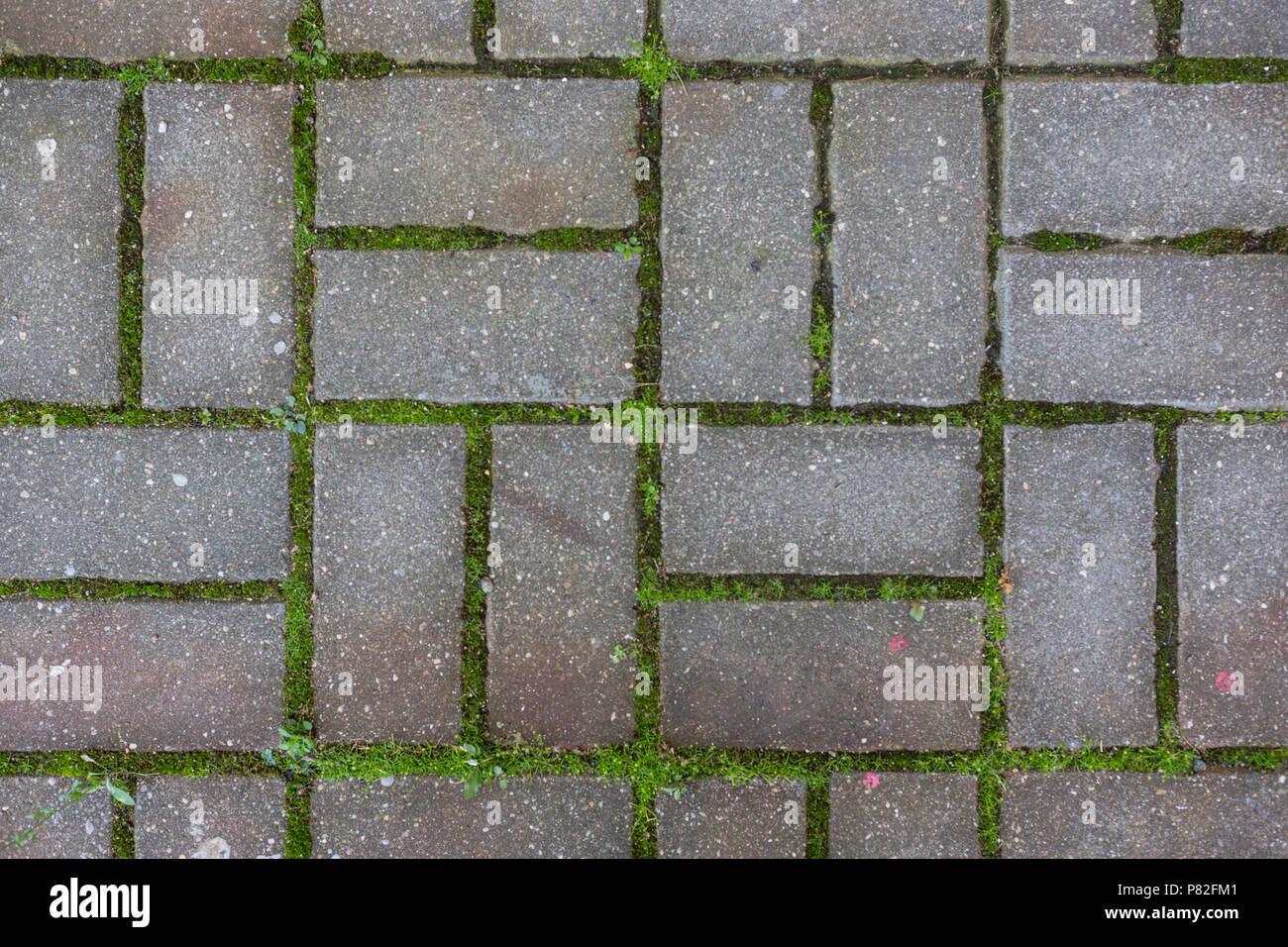 Configurazione astratta texture di sfondo piastrella di cemento