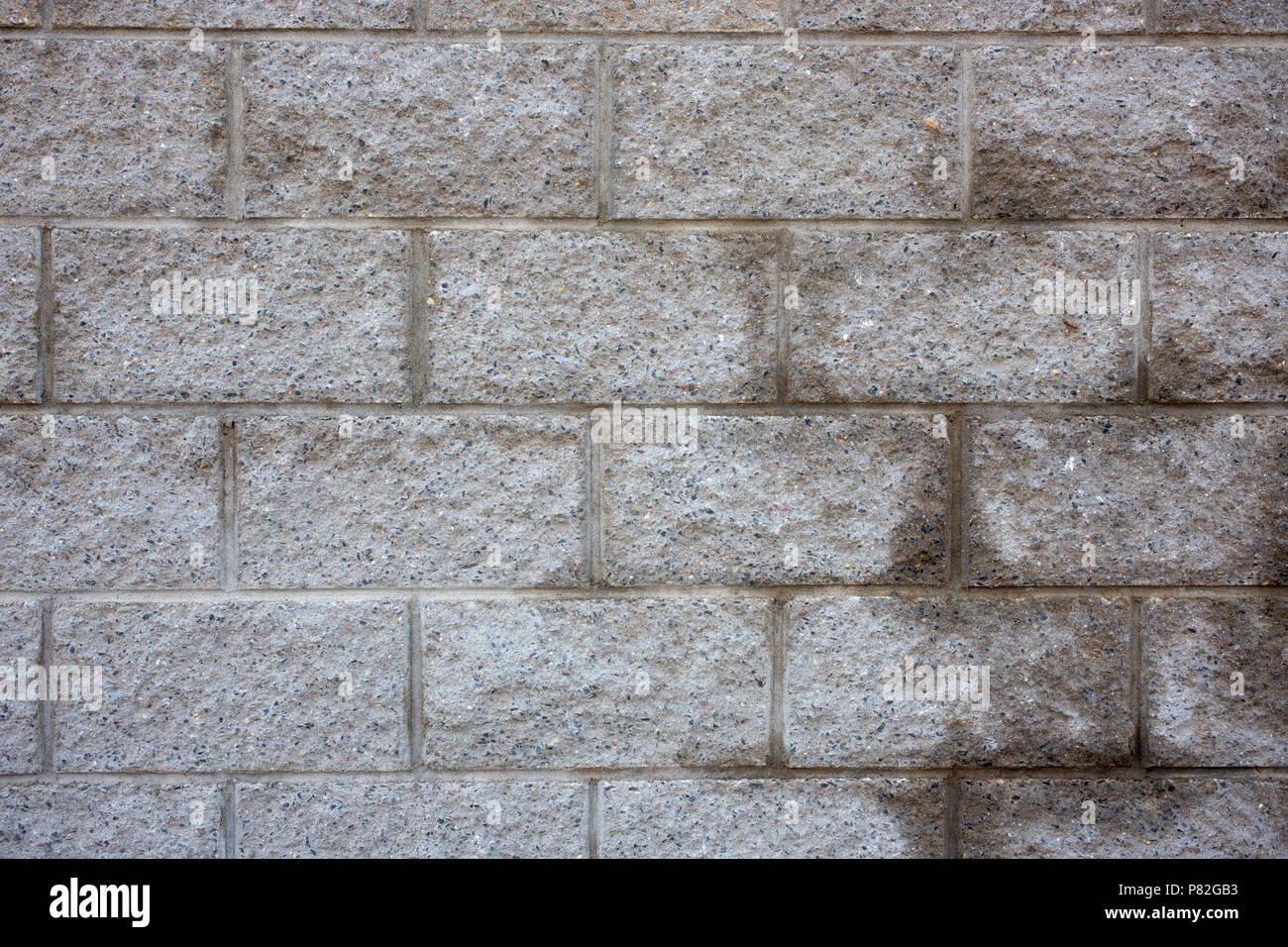 Piastrelle di pietra sulla parete pattern sfondo texture foto