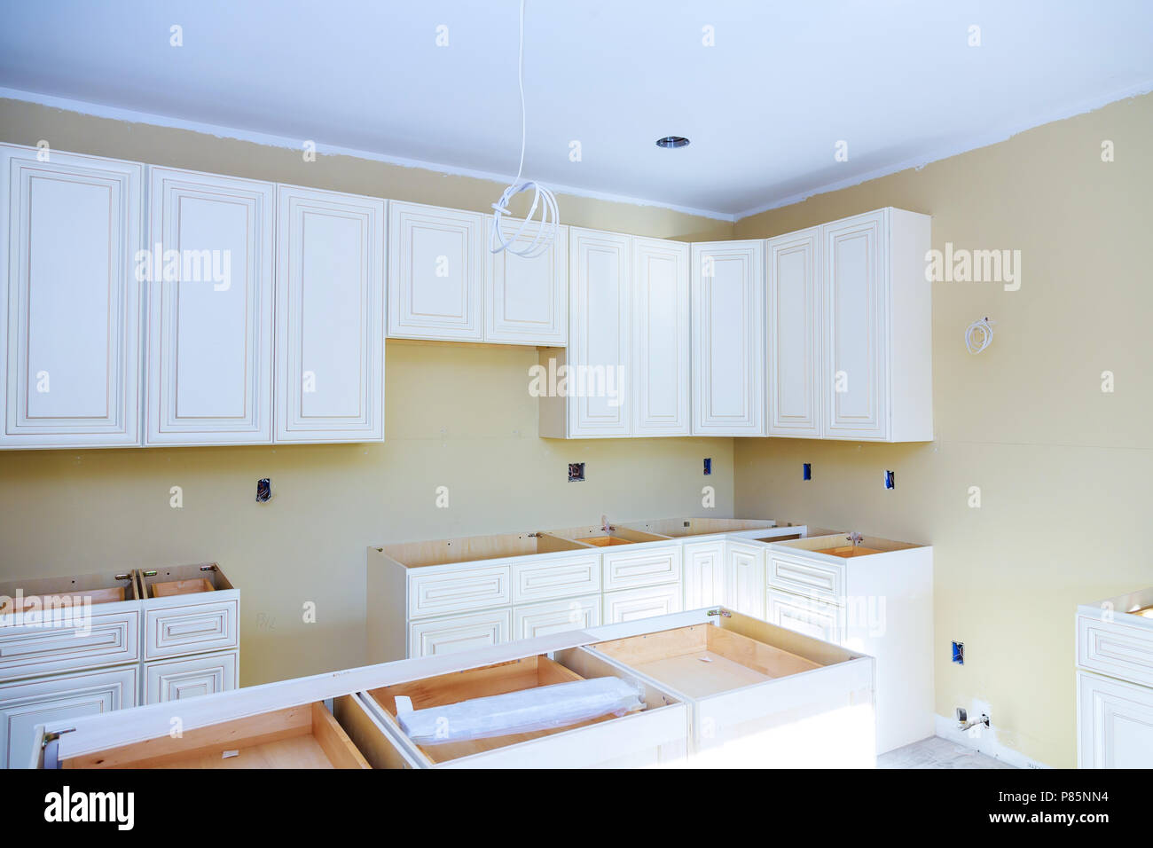 Mobili da Cucina installazione angolo cieco cabinet, isola di ...
