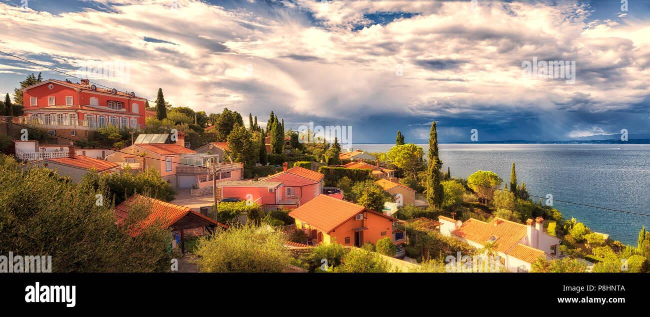 Portorose Slovenia Cartina Geografica.Portorose Immagini E Fotos Stock Alamy