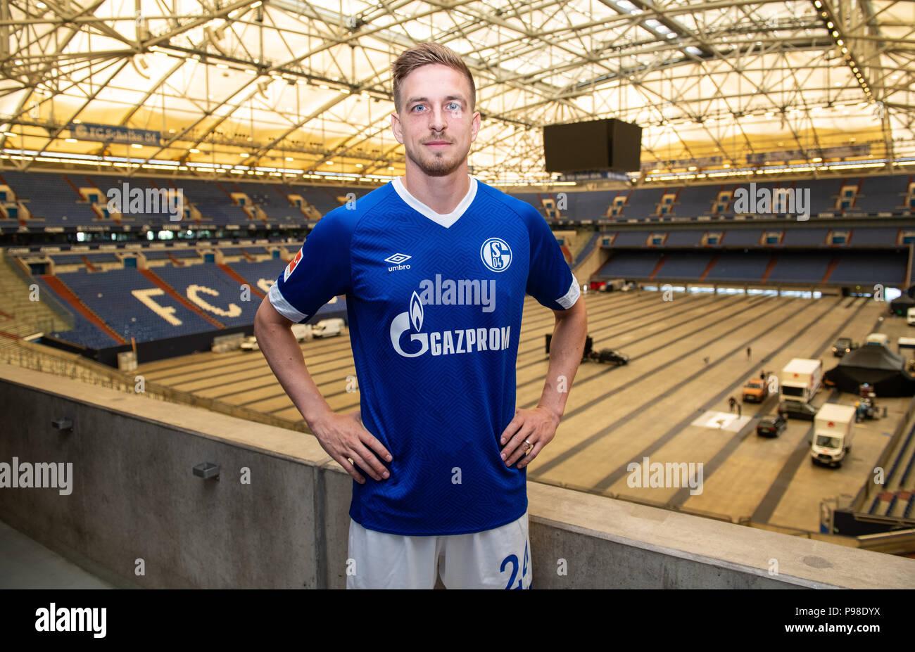 Maglia Home FC Schalke 11Bastian Oczipka