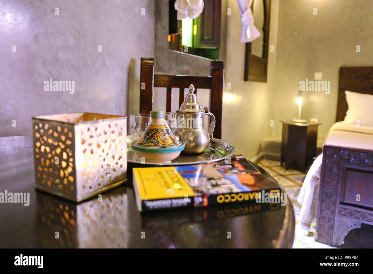 Camera Da Letto Stile Marocco : Casablanca marocco aprile suite camera da letto e il