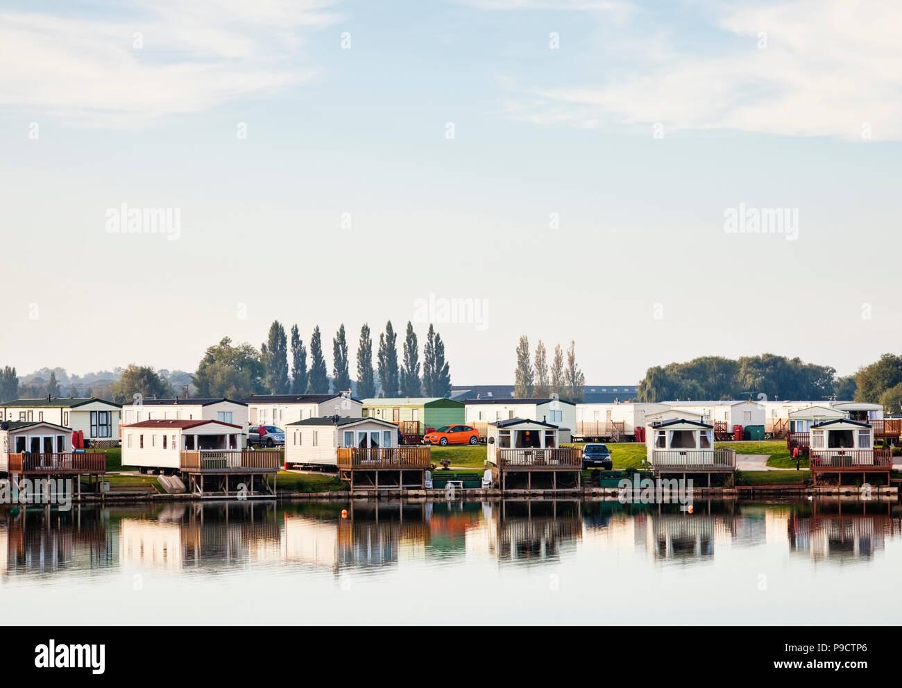 Case vacanze e roulotte statiche chalets di sette laghi Leisure Park 363fc7f90bb