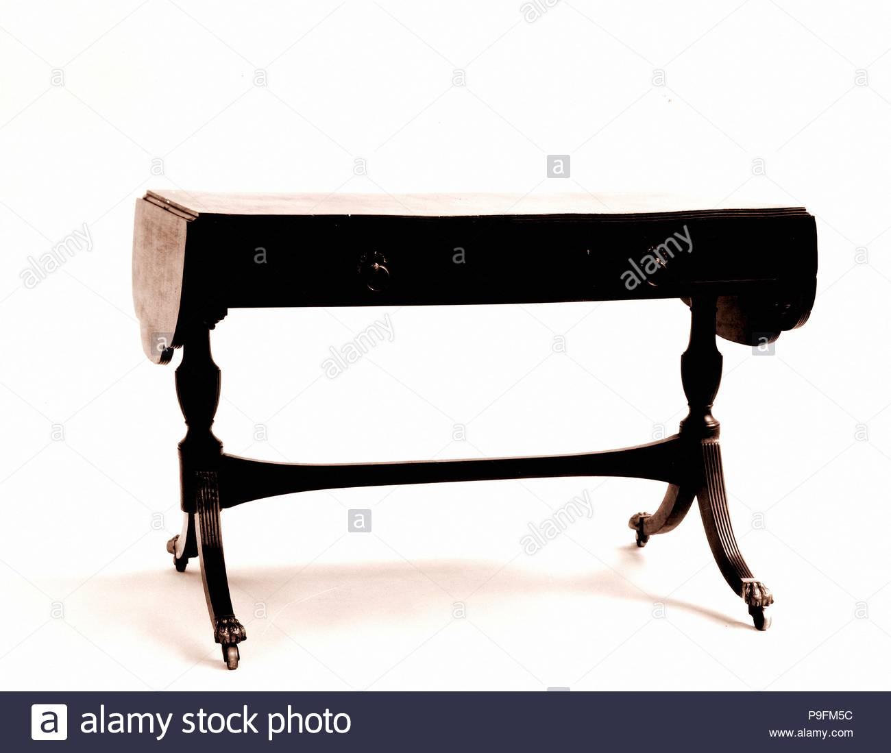 Struttura Pieghevole Per Tavolo.Struttura Di Tavolo Pieghevole 1800 1815 Realizzato A New York