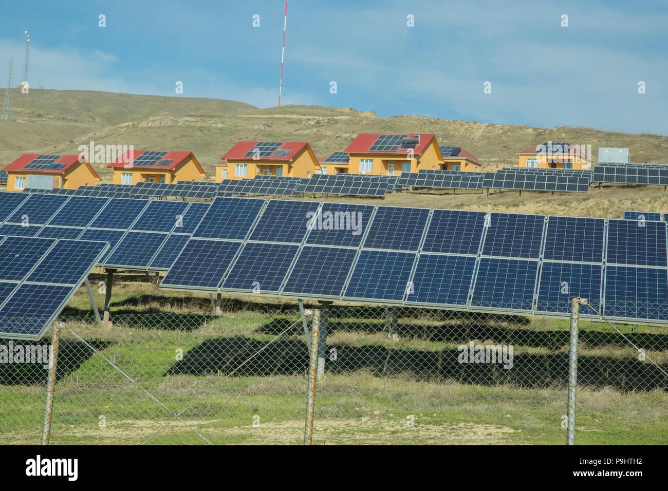 Vendere Energia Elettrica Da Fotovoltaico alimentato da energia solare sistema elettricità home