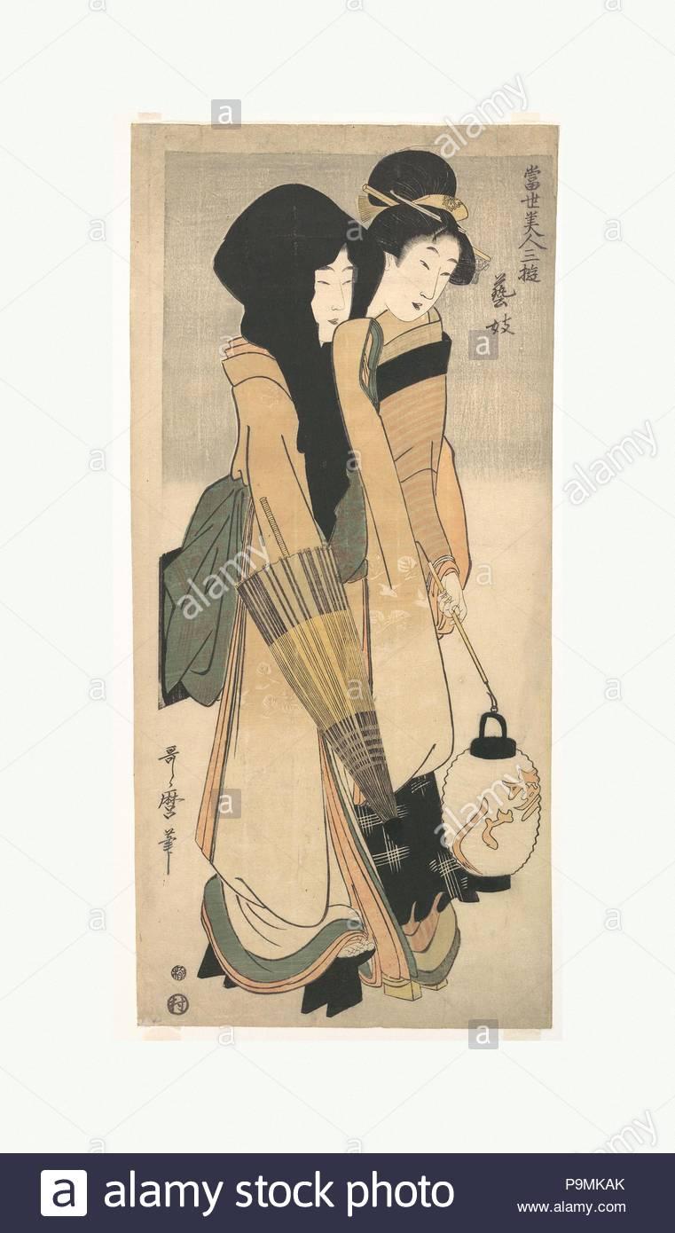Geigi immagini geigi fotos stock alamy for Disegni tradizionali giapponesi