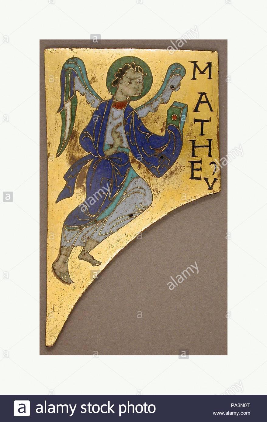 Placca con il simbolo dell evangelista Matteo 5b14af99acb7