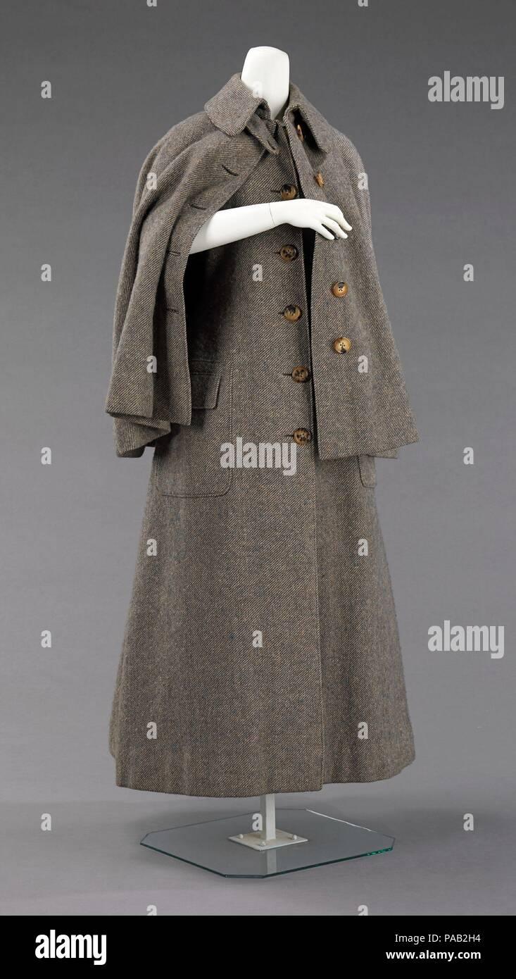 brand new e7446 e7468 Cappotto. Cultura: British. Data: 1885. Questo cappotto, che ...