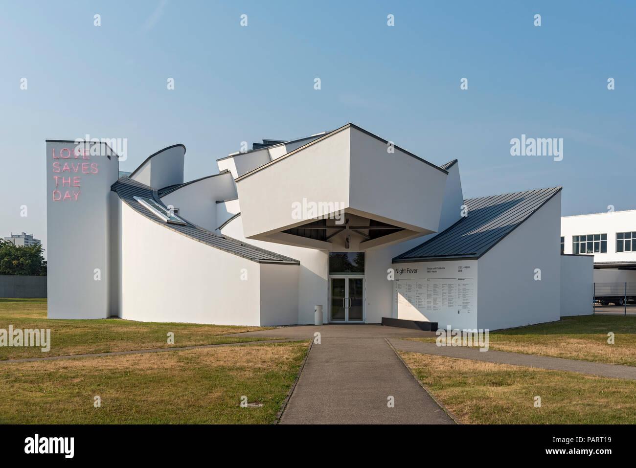 Vitra Design Museum Di Weil Am Rhein.Vitra Design Museum Building Di Frank Gehry A Weil Am Rhein