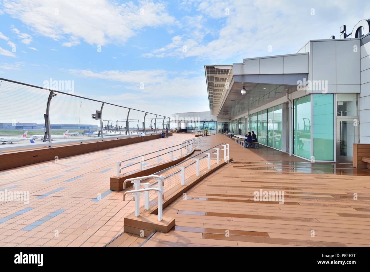 Aeroporto Tokyo : Tokyo giappone gennaio food court of haneda airport a