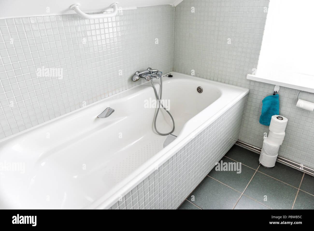 Vasca Da Casa : Nuovo allestimento pulito casa modello casa hotel ostello o