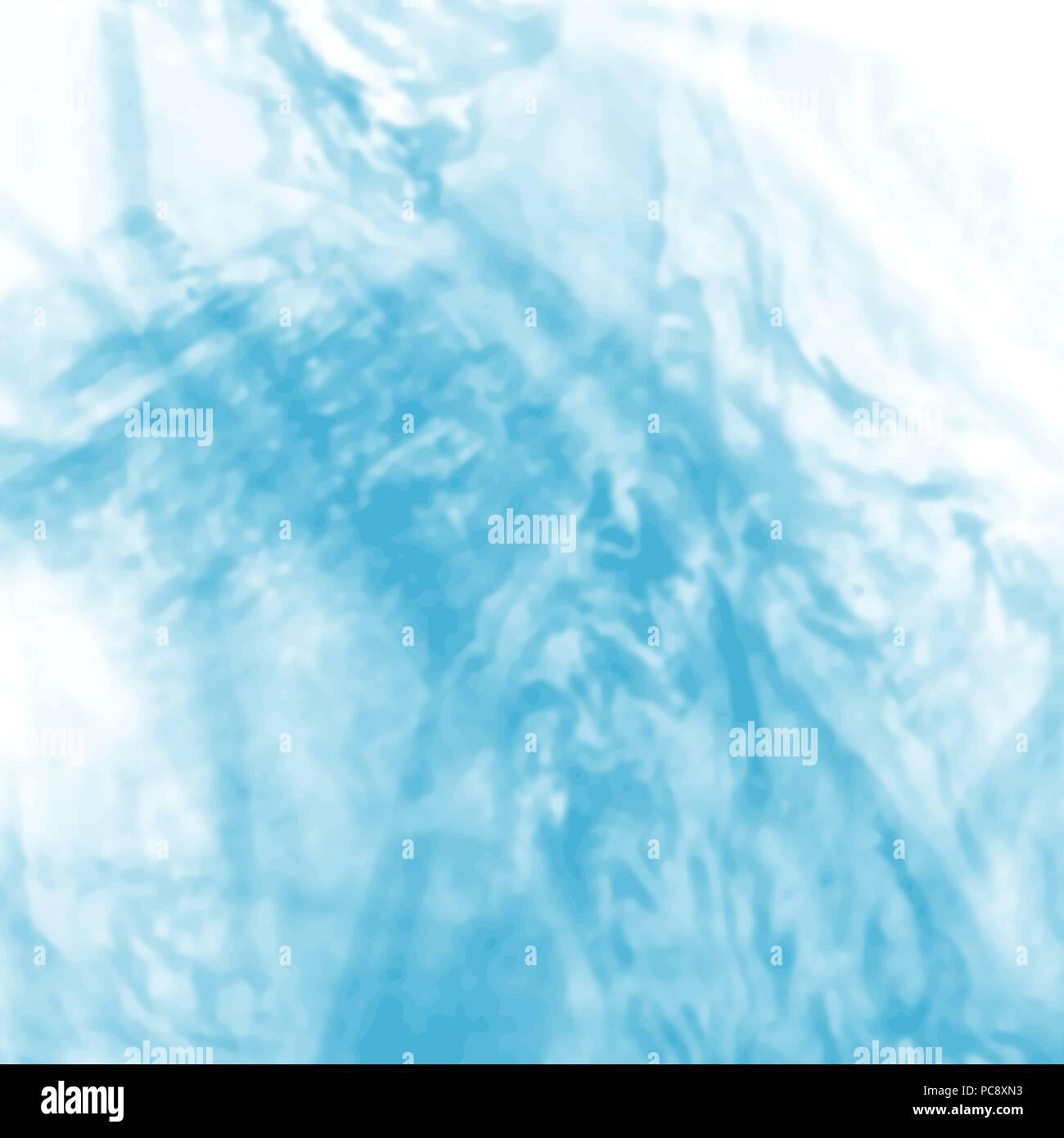 Acquerello Blu Struttura In Marmo La Configurazione Di Sfondo
