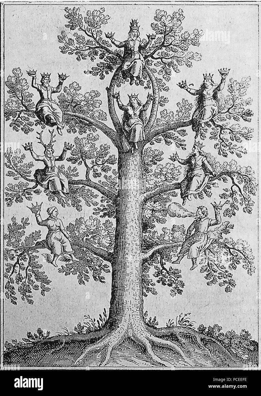 43 Anatomia auri - opus magnum Immagini Stock