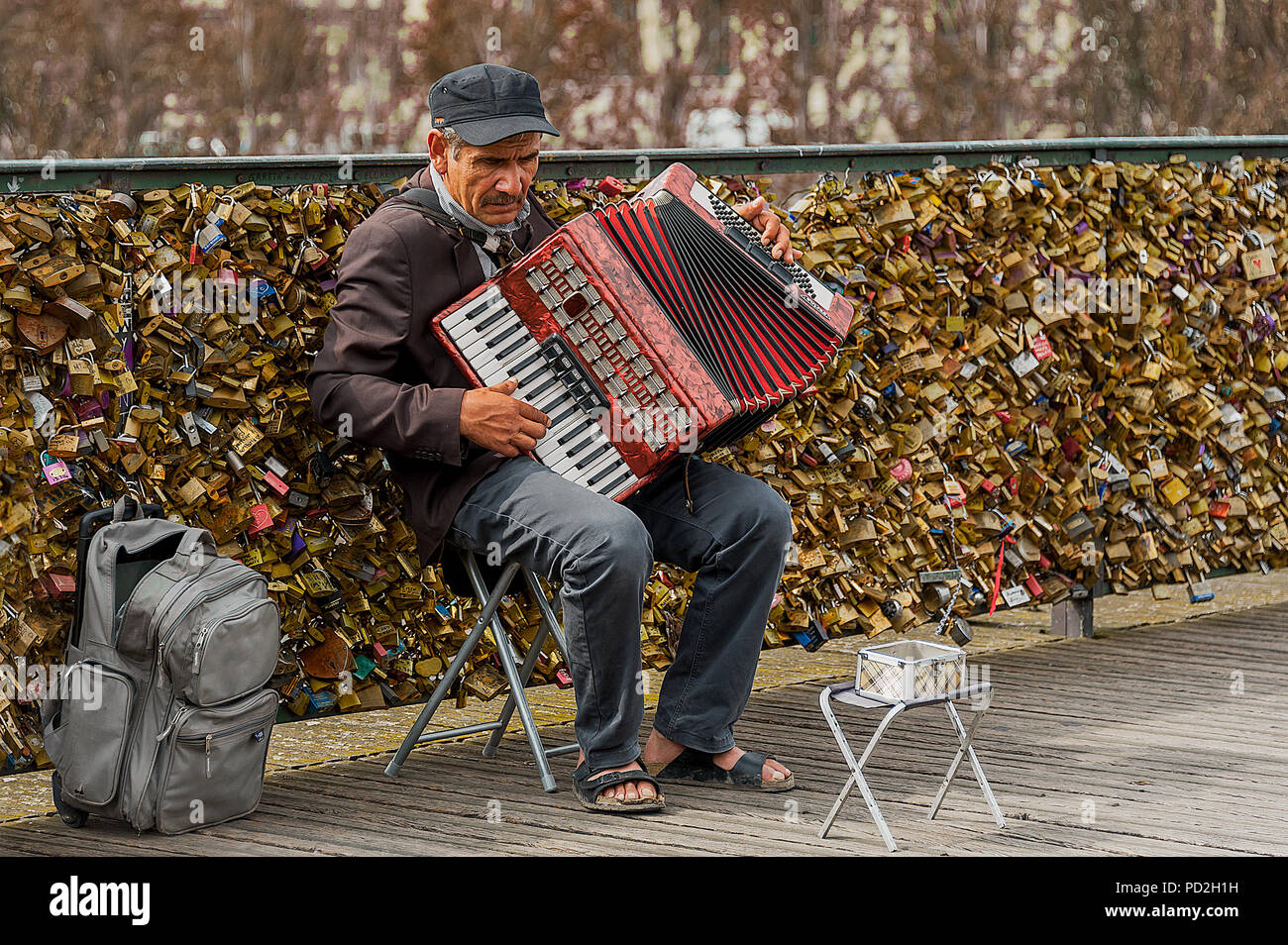 French accordion player immagini & french accordion player fotos