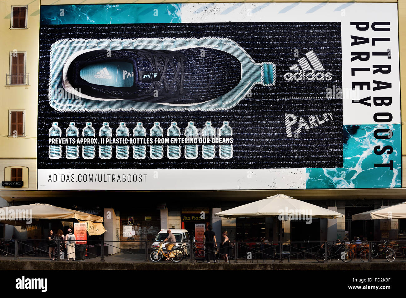 adidas parley italia