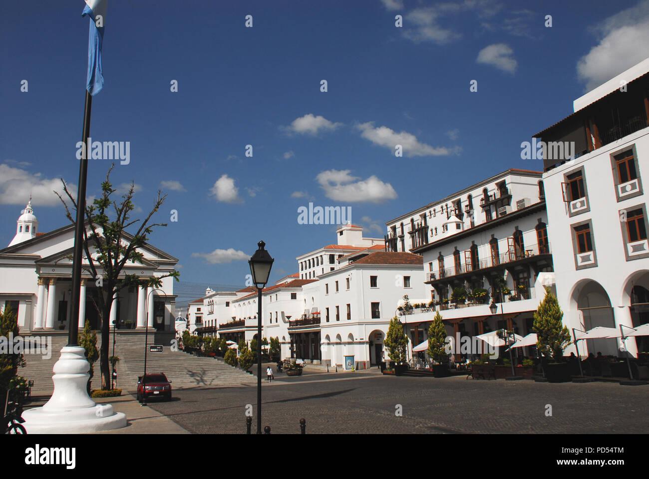Ufficio Moderno Xela : Guatemala cityscape immagini & guatemala cityscape fotos stock alamy