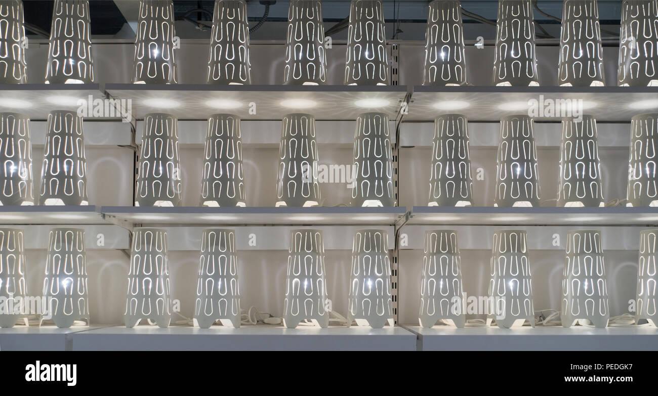 I prodotti visualizzano lilluminazione delle luci immagini & i