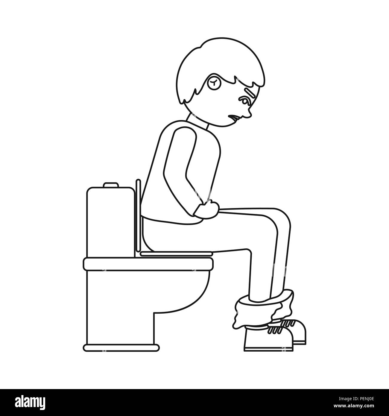 singola di diarrea