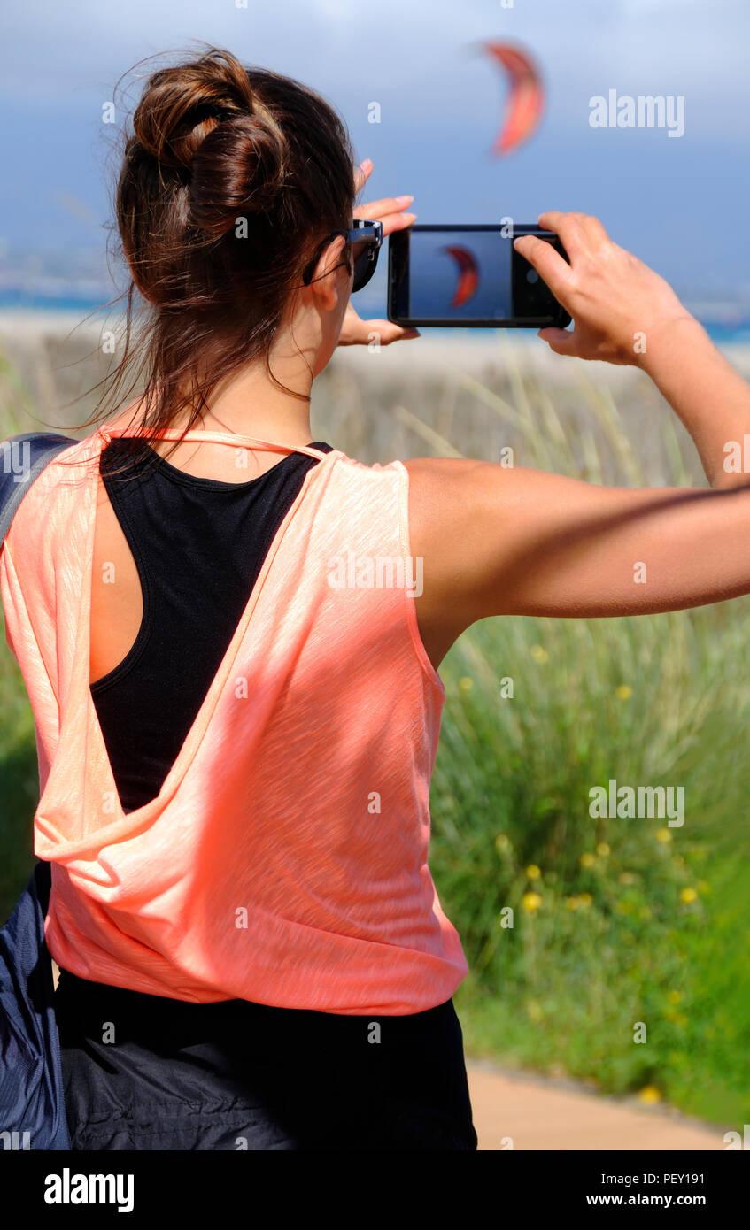 fotografare Immagini Stock