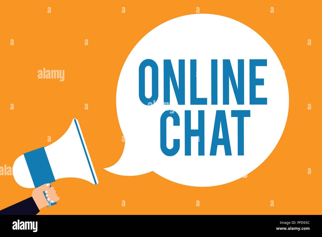 incontri di testo e chat