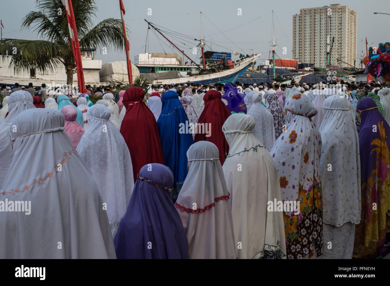 Calendario Islamico E Feste Islamiche.Di Giacarta A Jakarta Indonesia Il 22 Agosto 2018