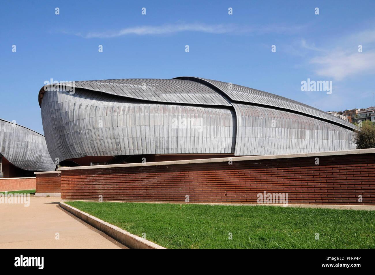 Sale Parco Della Musica Roma : Italia roma parco della musica auditorium sale concerti