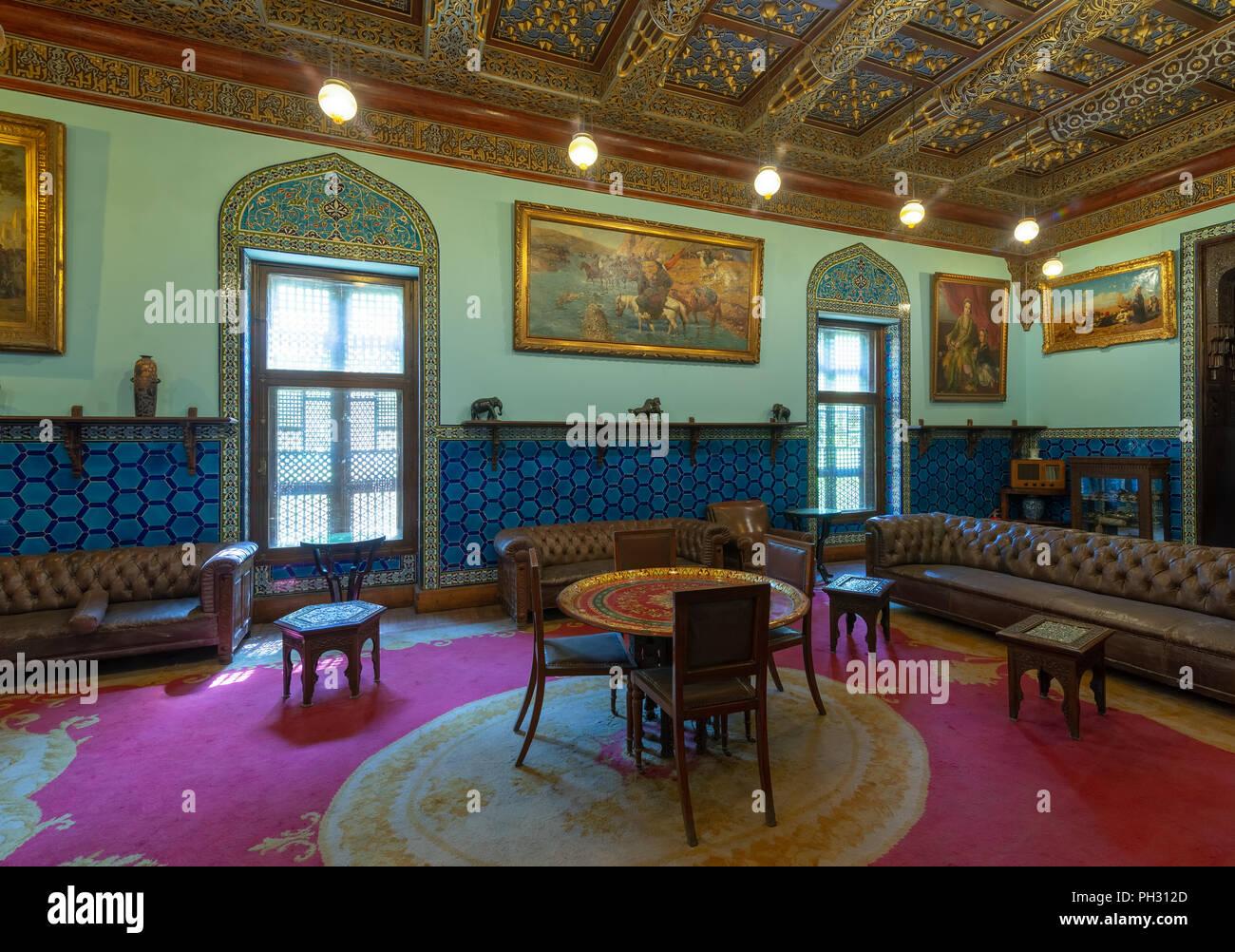 Manial palazzo del principe mohammed ali. un soggiorno presso il
