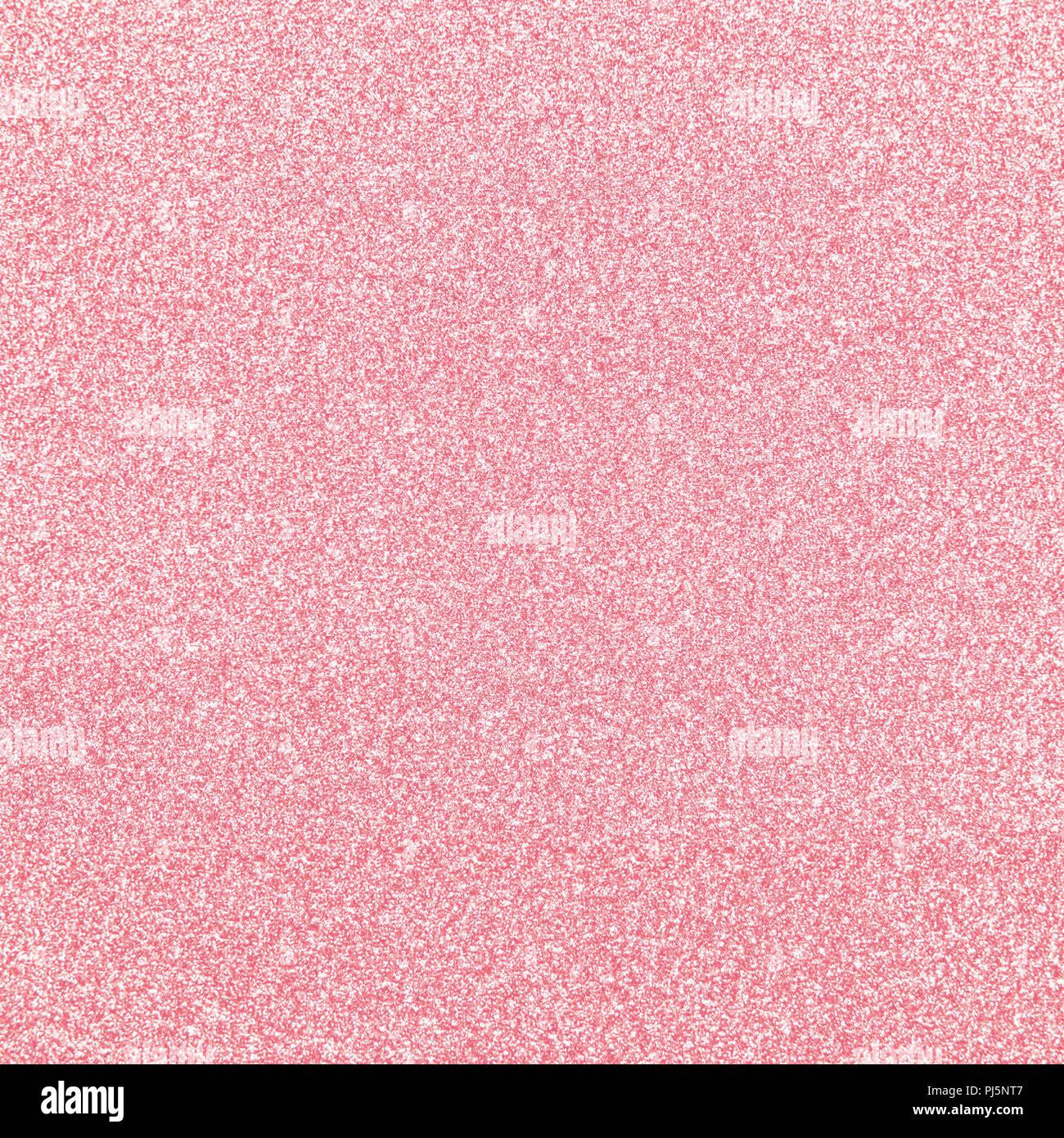 Primo Piano Della Rosa Carta Glitter Per Lo Sfondo Foto Immagine