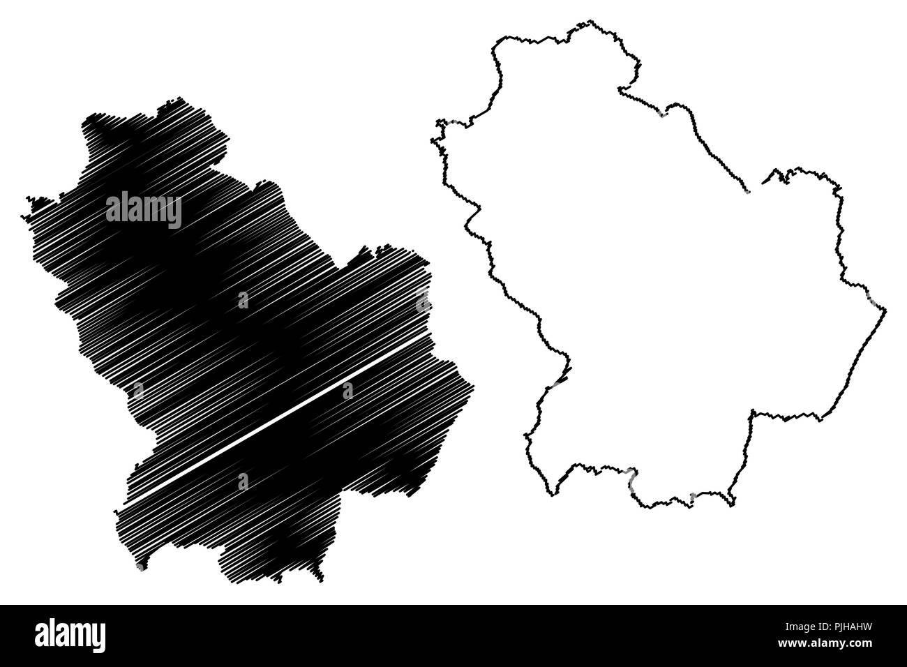 Cartina Geografica Regione Basilicata.Basilicata Regione Autonoma Dell Italia Mappa Illustrazione Vettoriale Scribble Schizzo Basilicata Mappa Immagine E Vettoriale Alamy