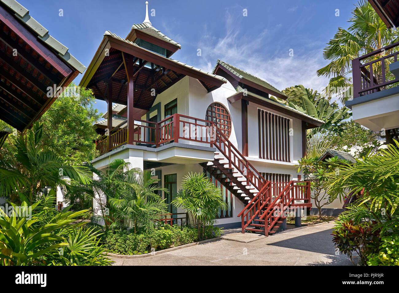 Thailandia casa tradizionale della thailandia for Casa tradizionale mogoro