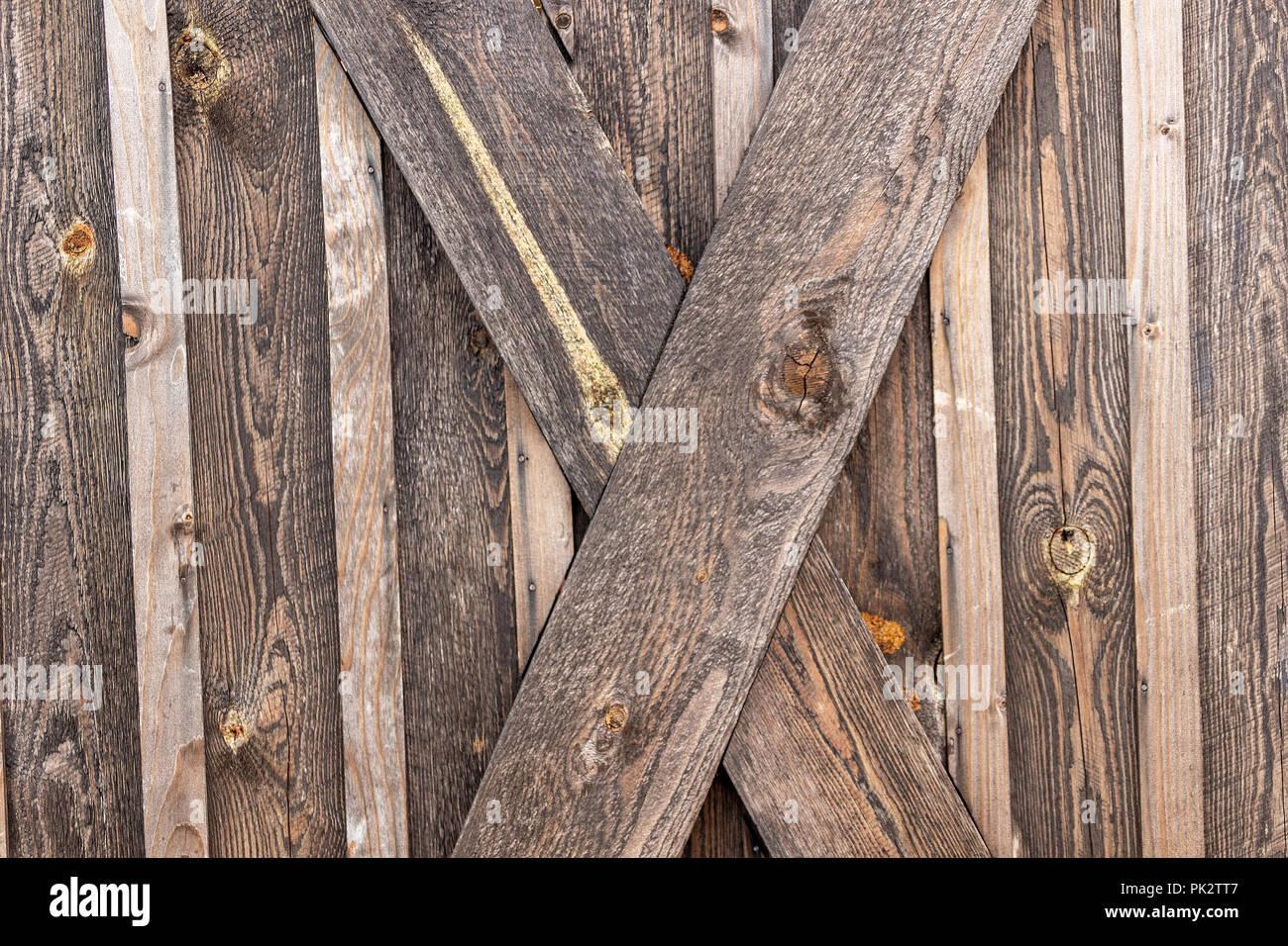 La Parete Da Tavole Di Legno Sfondo Tessitura Foto Stock Alamy