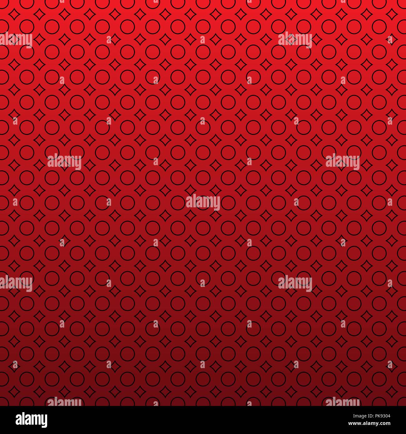Abstract Infinite Texture Geometrica Reticolo Simmetrico Ripetere