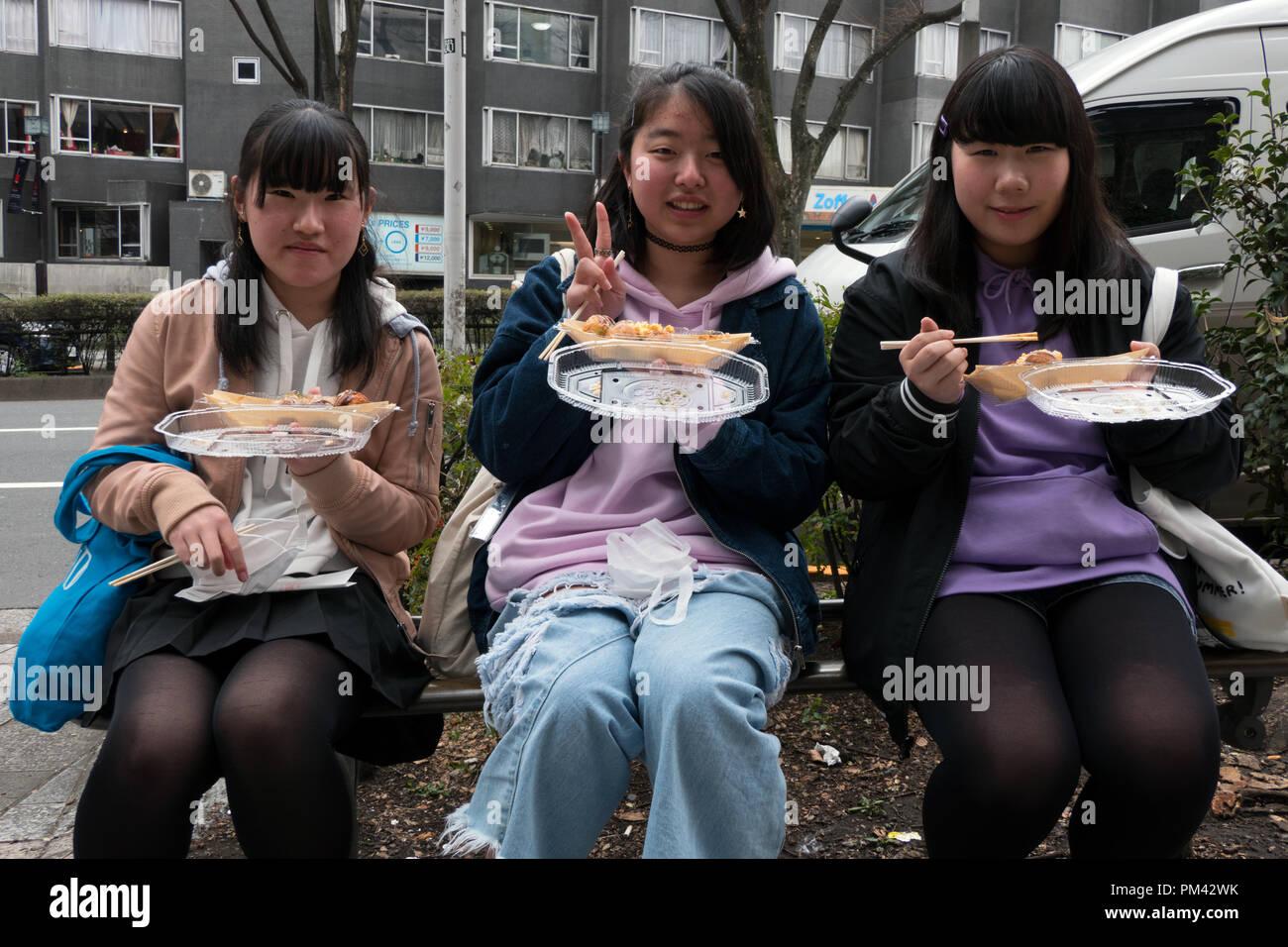 Sesso in ragazze giapponesi