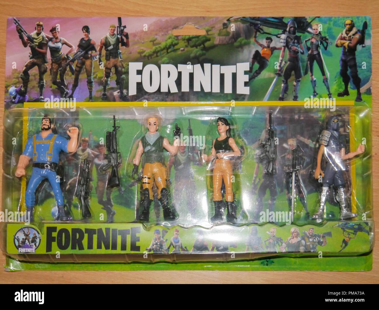 Fortnite Battle Immagini Fortnite Battle Fotos Stock Alamy