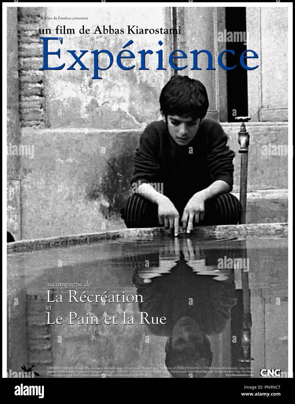 Risultati immagini per L'Esperienza kiarostami