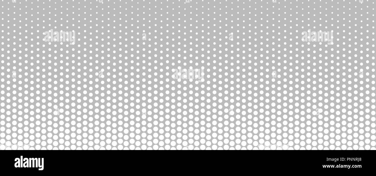I punti dei mezzitoni pattern sfondo vettoriale EPS 10 Immagini Stock